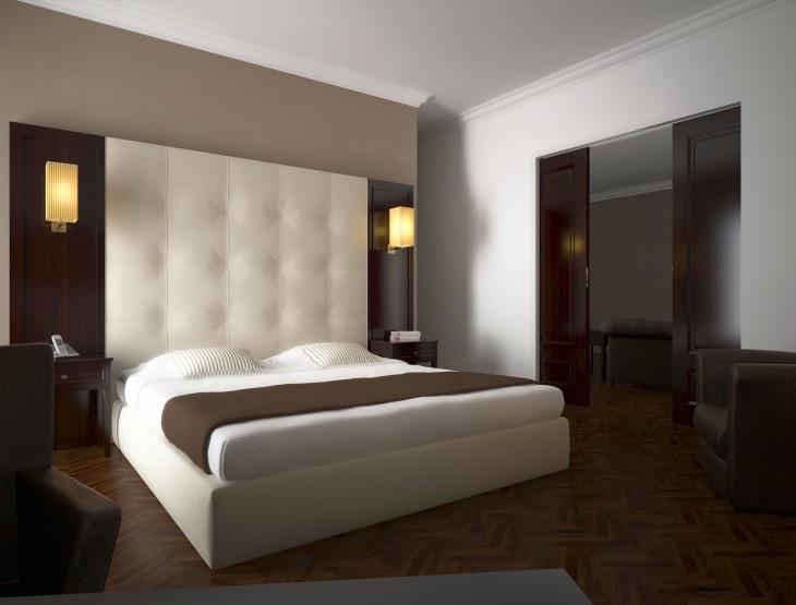 CONCEPT CAMERA PER HOTEL IN CITTA'