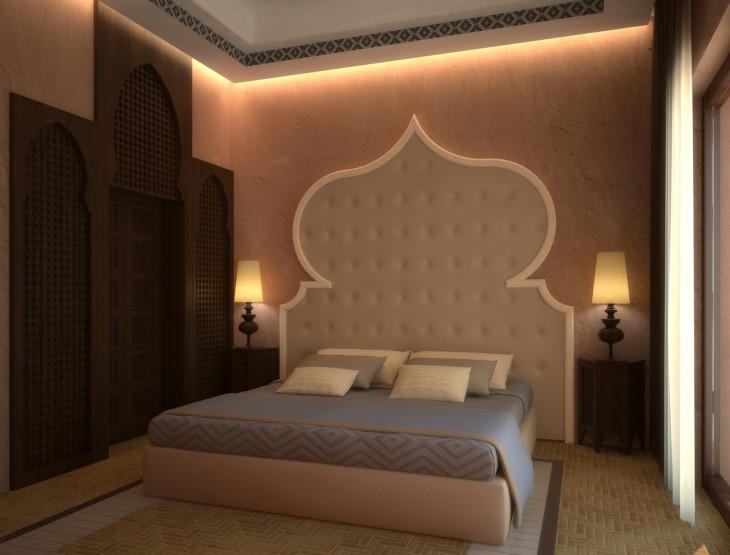 HOTEL TAZI – CONCEPT CAMERA